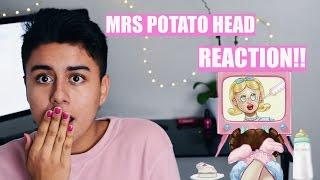 Download MELANIE MARTINEZ MRS POTATO HEAD MUSIC VIDEO REACTION!!! Video