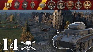 Download World of Tanks / Pz. I C .. 14 Kills Video