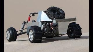 Download Custom Brushless Duratrax Sand Rail At Dunes Video