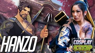 Download Hanzo - Overwatch - DIY COSPLAY SHOP Video