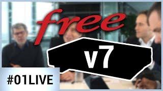 Download 01LIVE HEBDO #177 : La Freebox V7 sortira avant la fin de l'année ! Video