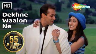Download Dekhne Waalon Ne | Chori Chori Chupke Chupke Song | Salman Khan | Rani Mukherjee | Romantic Song Video