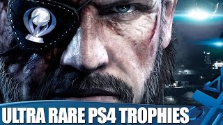 Download 9 Ultra Rare PS4 Trophies We'll Never Unlock Video