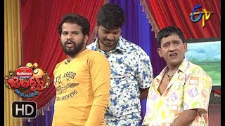 Download Hyper Aadi, Raising Raju Performance | Jabardasth | 12th April 2018 | ETV Telugu Video