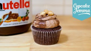 Download How to Make Nutella Cupcakes | Cupcake Jemma Video