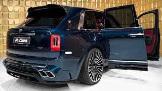 Download 2020 MANSORY Rolls Royce Cullinan - Gorgeous Luxury SUV! Video