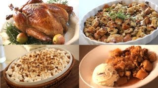 Download Beth's Thanksgiving for Rookies (CONTEST CLOSED) || KIN EATS Video