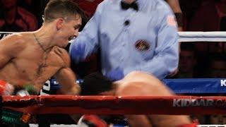 Download Michael 'Mick' Conlon knocks out Alfredo Chanez with body shots Video