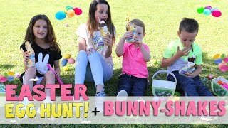 Download HOW TO MAKE BUNNY-SHAKES 🐰 OUR EASTER with THE BRATAYLEYS Video