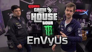 Download Team EnVyUs Office Tour – HyperX Gaming House Tour Video