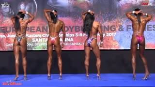 Download 2017 European Championships BODYFITNESS over 168cm Video