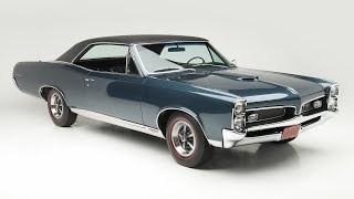 Download Part 1: Pontiac GTO History - 1964-1967 Video