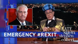 Download Hungry To Leave Power Games: Rex Tillerson Video