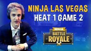 Download Ninja Las Vegas Heat 1 Game 2 - Fortnite Battle Royale Gameplay Video