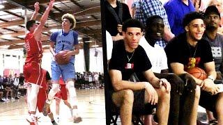 Download LaMelo & #4 Will Pluma Bring Big Ballers Back From DOWN 30! LONZO GELO & ELI HYPE! BIG BALLERS Video