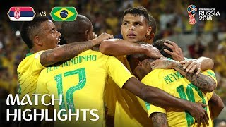 Download Serbia v Brazil - 2018 FIFA World Cup Russia™ - Match 41 Video
