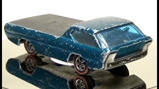 Download Redline Restoration: 1968 Hot Wheels Custom Deora Video