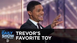Download Trevor's Favorite Toy - Between the Scenes   The Daily Show Video