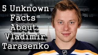 Download Vladimir Tarasenko/Five Facts You Never Knew Video