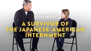 Download Kids Meet a Survivor of the Japanese-American Internment | Kids Meet | HiHo Kids Video