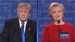 Download Donald Trump destroys Hillary Clinton on emails at the first Presidential Debate 9/26/16 Video