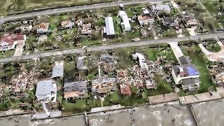 Download Hurricane Harvey Ground Zero • Rockport, TX Flyover Video