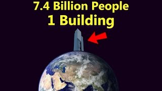 Download What If Everybody Lived In Just One Building? (Part 1) Video