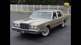 Download 1988 Lincoln Town Car Gateway Orlando #1042 Video