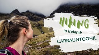 Download Hiking the Highest Mountain in Ireland: Climbing Carrauntoohil | WATCH ME SEE Video