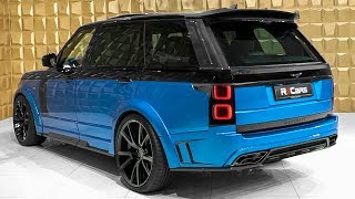 Download 2020 Range Rover Autobiography LWB V8 - New Luxury SUV from Mansory Video