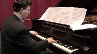 Download Jeffrey Biegel plays Sleigh Ride from A Steinway Christmas Album Video