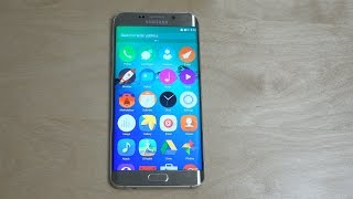 Download Samsung Galaxy S6 Edge Plus Mozilla Firefox OS 2.6 Developer Preview! Video