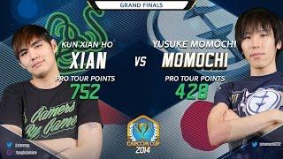 Download USFIV: EG Momochi vs RZR Xian - Capcom Cup 2014 - Grand Finals Video