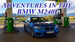 Download BMW M240i - 1000 miles in 4 days - BMW WELT/MUSEUM - Joe Achilles Video