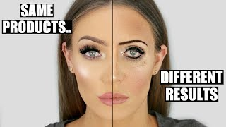 Download Same Products... COMPLETELY Different Results! Makeup Dos and Don'ts | STEPHANIE LANGE Video