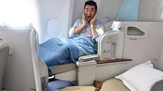 Download Mabuhay! Philippine Airlines Business Class Review Video