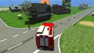 Download LS 11 Feuerwehr Einsatz v4 Video