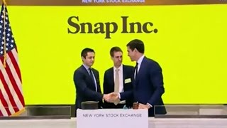 Download Snapchat IPO LIVE at the NYSE | ABC News Video