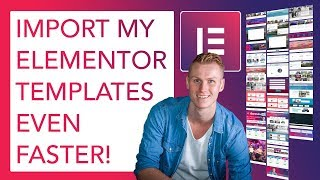 Download Download/Import My Elementor Templates Even Faster Video