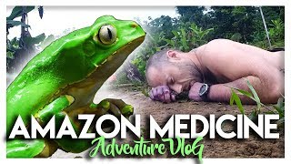 Download KAMBÔ: THE FROG POISON RITUAL | TRADITIONAL AMAZON MEDICINE Video