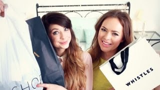 Download Clothes Haul with Tanya Burr | Zoella Video
