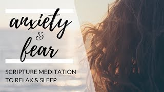 Download Anxiety and Fear Meditation | Scripture Reading with Music (UPDATED) Video