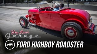 Download 1932 Ford Highboy Roadster - Jay Leno's Garage Video