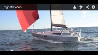 Download What a blast! A test sail of the Pogo 30 Video