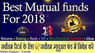 Download Best Mutual Funds For 2018 ! Top Mutual Funds For 2018 ! Mutual Funds - Investments - SIP Video
