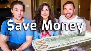 Download HOW TO SAVE MONEY WHILE TRAVELING W/ RAYAWASHERE Video