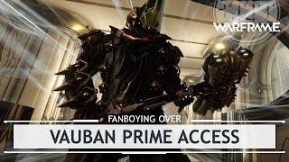 Download Warframe: Vauban Prime Access + Drop Locations [fanboying] Video