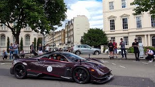 Download Car Spotting Gone Wild: Hyper Car Takeover Video