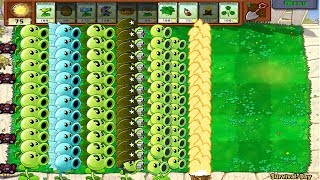 Download Plants vs Zombies Hack All Pea PvZ Mod PvZ 2 Pak vs Gargantuar Video