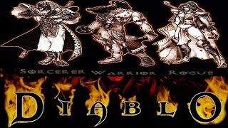 Download The Fates Of The Playable Diablo 1 Characters - Diablo Lore Video